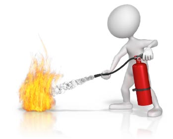 Fire Safety Course - fire marshall